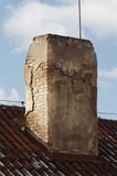 old chimney shaft poster