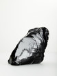 Obsidian, rough stone