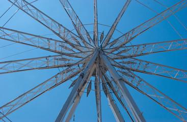 Ferris Wheel Spokes
