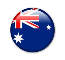 Australien Button