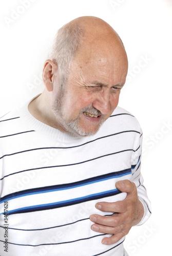 homme infarctus