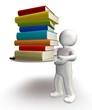 Bücher auf Silbertablett - 02
