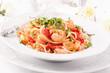 Spaghetti Diabolo mit Garnelen