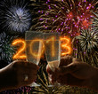 Jahreswechsel 2013