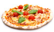 Hot and tasty pizza - 34027690