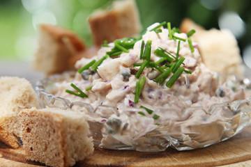 Thunfischcreme mit Kapern