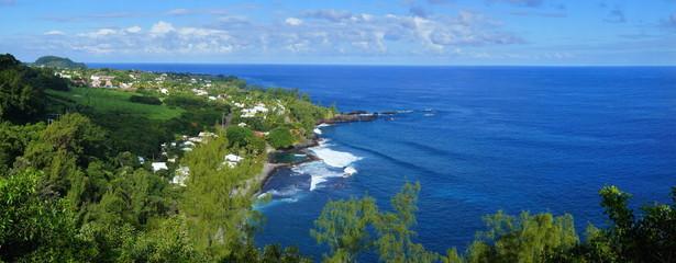 Côte de Manapany, La Réunion.
