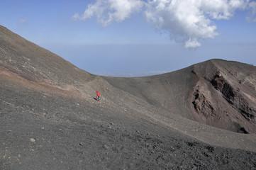 Cráteres del Etna, Sicilia, Italia
