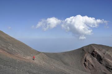 Cráteres del Etna,Sicilia, Italia