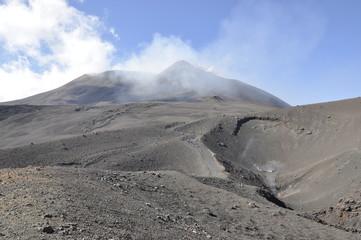 Volcán Etna, Sicilia, Italia