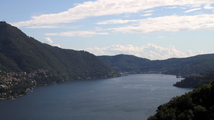Lake of Como timelapse