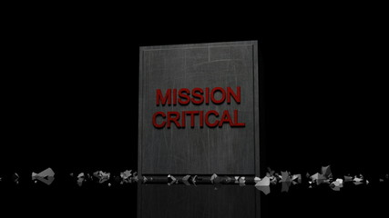 Mission Critical