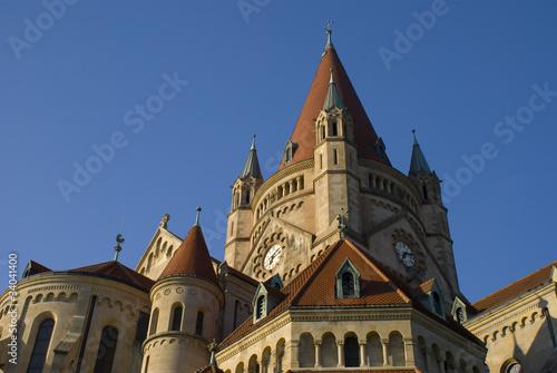 Franz von Assisi Kirche in Vienna