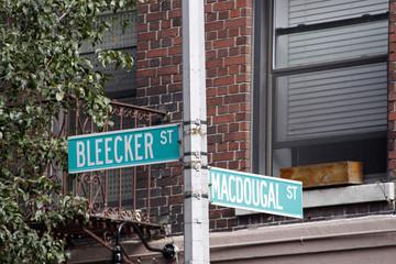 bleecker macdougal