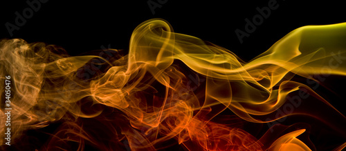 colored abstract background - 34050476
