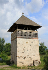 Densus Stone Church - Bell Tower