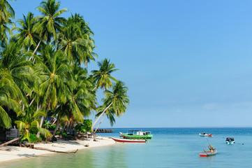 Indonesia, Derawan island, East Kalimantan