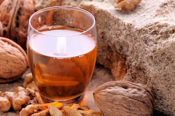 noix, huile de noix
