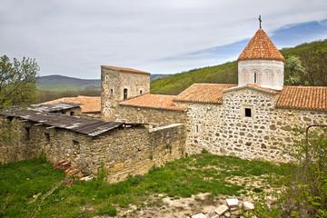 Medieval Armenian monastery of Surb Khach