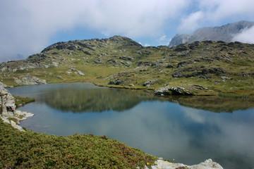 lac et reflet