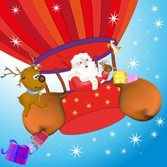 weihnachtlich unterwegs