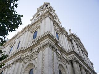 St Paul's Church in London England