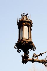 Lampione antico, Trieste