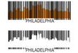 Philadelphia barcode