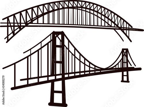 set of bridges - 34088279