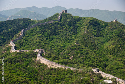 Aluminium Chinese Muur Muraille de Chine