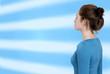 femme luminothérapie