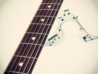 corde chitarra note