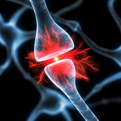Synapse-Schmerz