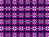 Dark violett abstract fractal - wallpaper