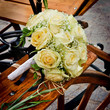 Bouquet with yellow roses