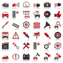 Auto - Werkstatt - Iconset (10)
