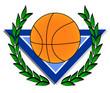 Emblema baloncesto