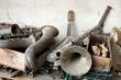 Le cauchemar du facteur d'instruments de musique