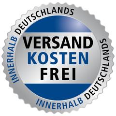 Versandkostenfrei - innerhalb Deutschlands - blau