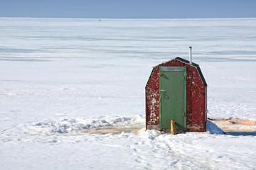 Ice Fishing Shack