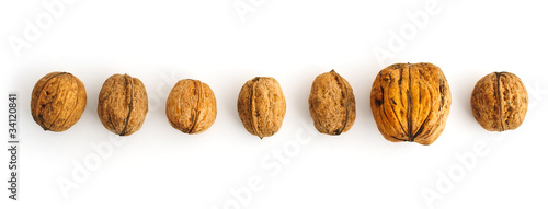 Walnuts uniqueness concept