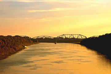 Fluss in Russland