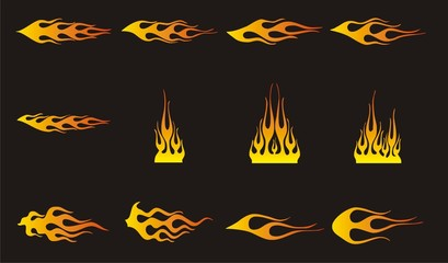 Flames collections