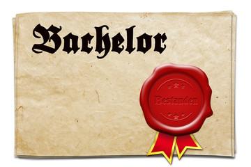 Bachelor bestanden