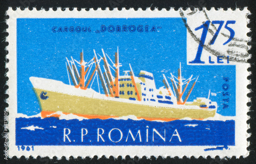 poststamp ship