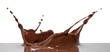 chocolate splash - 34136602