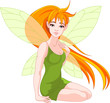 Young fairy