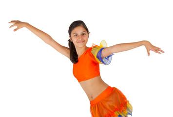 Ballerina di latino americano