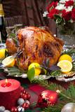 Christmas Feast Turkey poster