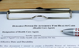 Durable Power Of Attorney Health Care